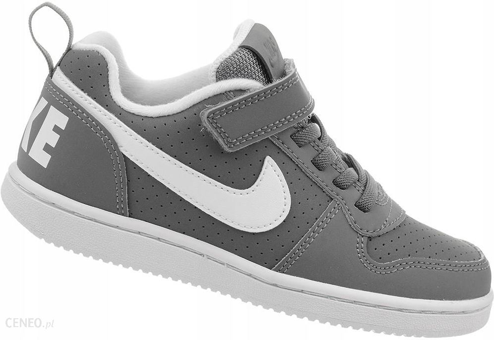 1194e5a4a2 Buty Nike Court Borough Low (psv) 870025-002 32 - Ceny i opinie ...