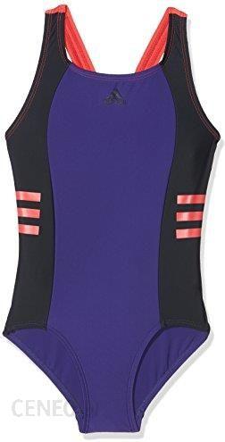 91aea4359 Amazon Adidas kostium kąpielowy dziewcząt OCC Swim INFINITEX, 110 - zdjęcie  1