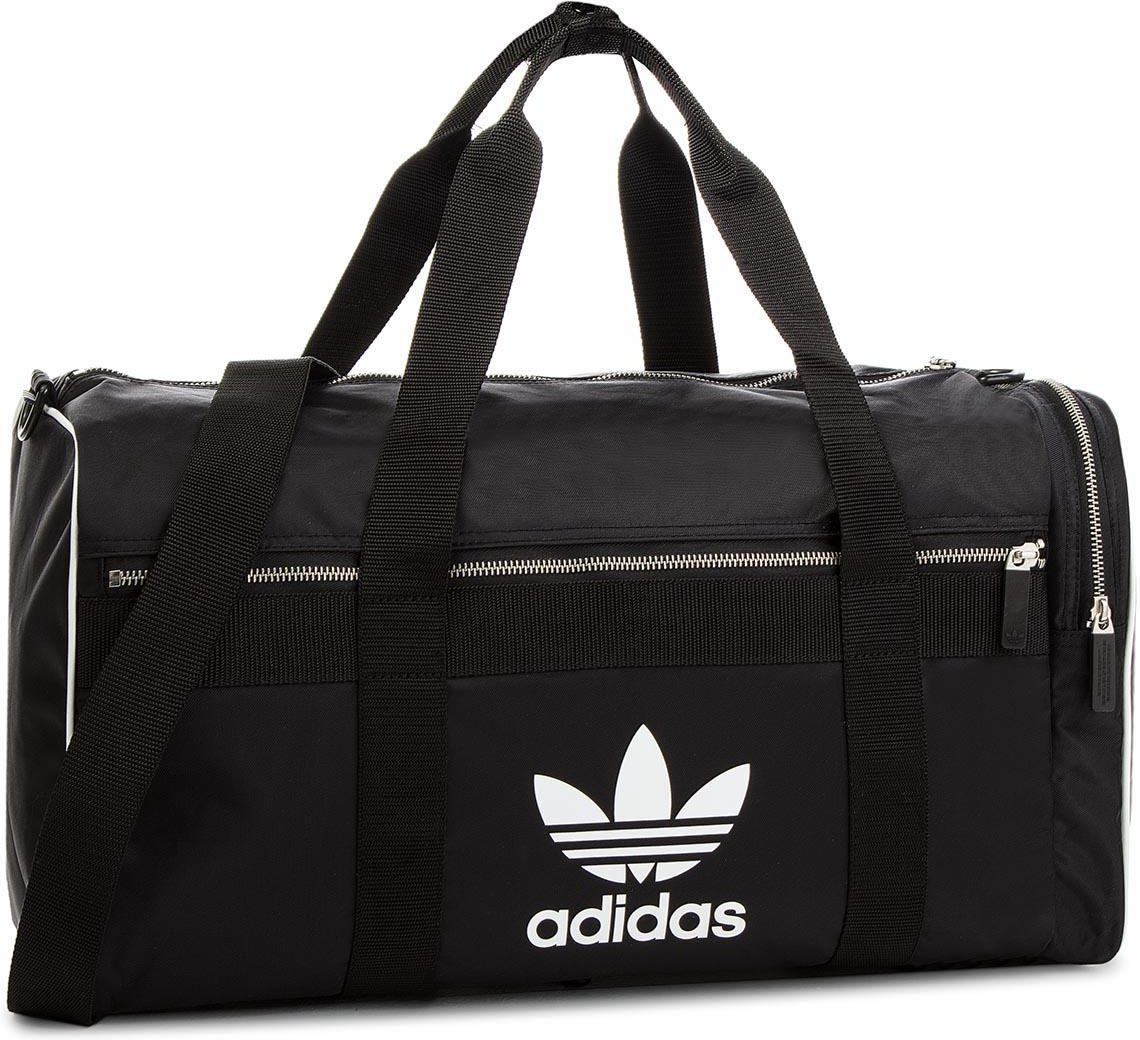 03ce132b577a5 Torba adidas - Duffle L Ac CW0618 Black - Ceny i opinie - Ceneo.pl