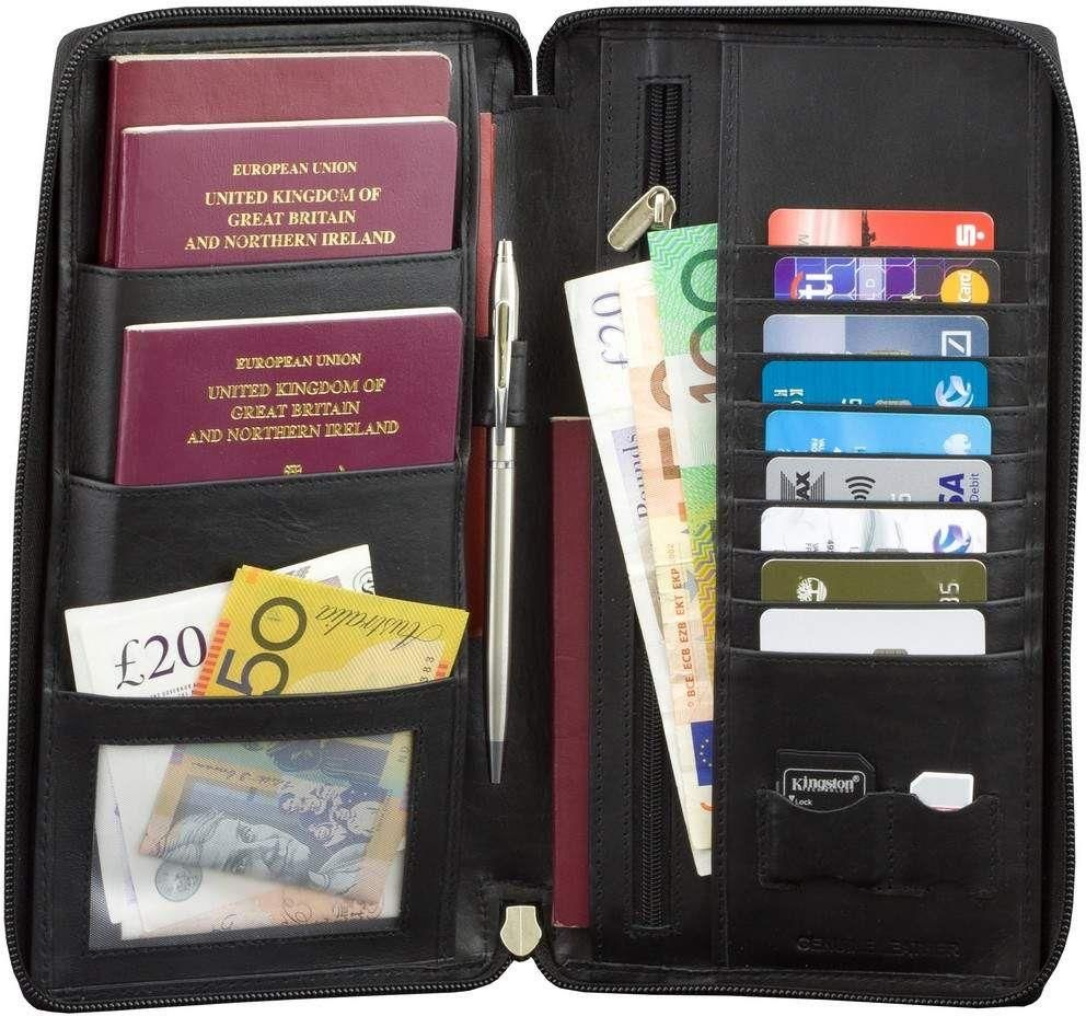 bd983020551e7 Smart Portfel Turystyczny Paszport Dokumenty Rfid - Ceny i opinie ...