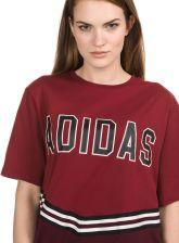 b6836293468ef adidas Originals Adibreak Koszulka Czerwony 38