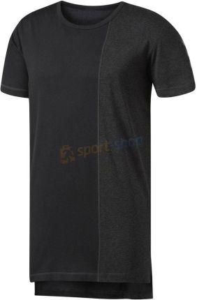 4F Bawełna Koszulka T shirt TSM020 L19 Czerń L Ceny i