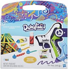 Hasbro Doh Vinci Zestaw Startowy Precision E0447 Ceny I Opinie Ceneo Pl