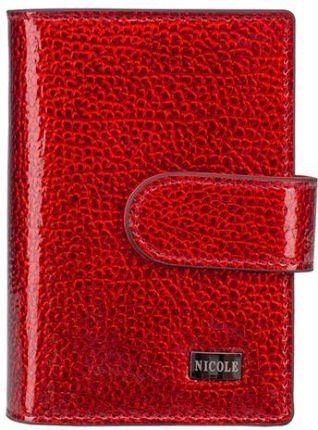 314cfe95bca9e Podobne produkty do Portfel damski NICOLE - czerwony
