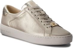 23b0589de70ae Sneakersy MICHAEL KORS - Irving Lace Up 43T8IRFS1M Champagne eobuwie