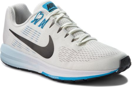 separation shoes 0f348 d430f Buty NIKE - Air Zoom Structure 21 904701 007 Vast GreyBlackSail eobuwie