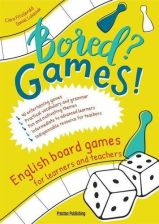 Bored Games English Board Games For Learners And Teachers