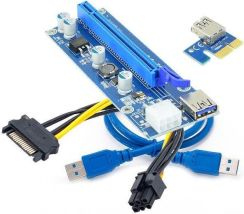 Elmak Riser PCI-Express 1x (SAVIOAK36)