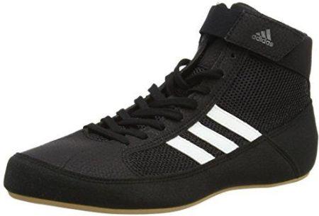 6eaeb6c494e0d6 Amazon Adidas buty – aq3325 Wrestling dla dorosłych uniseks, czarne, 36 EU,  kolor
