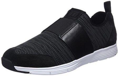 wholesale dealer 291f4 cc05c Amazon Geox męskie u snapish szer. Sneaker, kolor czarny (czarny),
