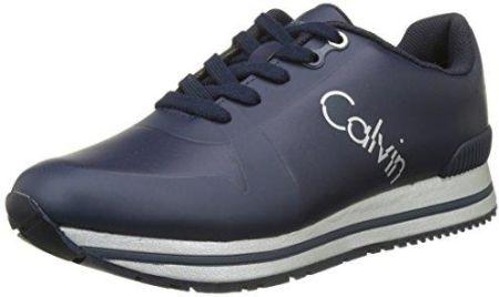 timeless design 6552b 0a8e4 Amazon Calvin Klein męski Edwin Rub SmoothHF Sneaker - wielokolorowa - 43  EU
