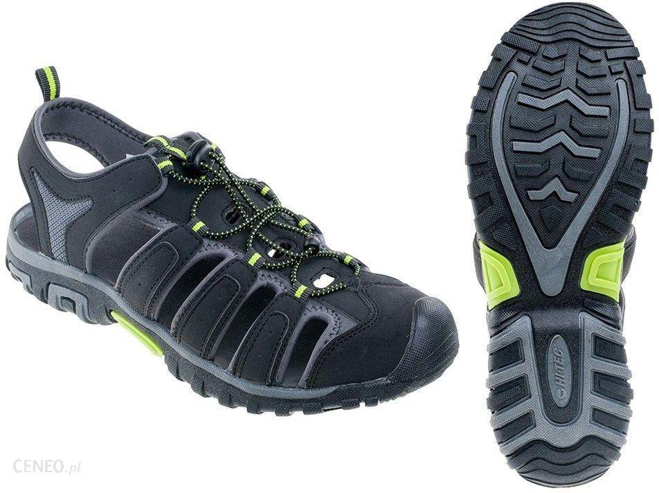 Sandały buty męskie sportowe Eritio Hi Tec 2w1 43