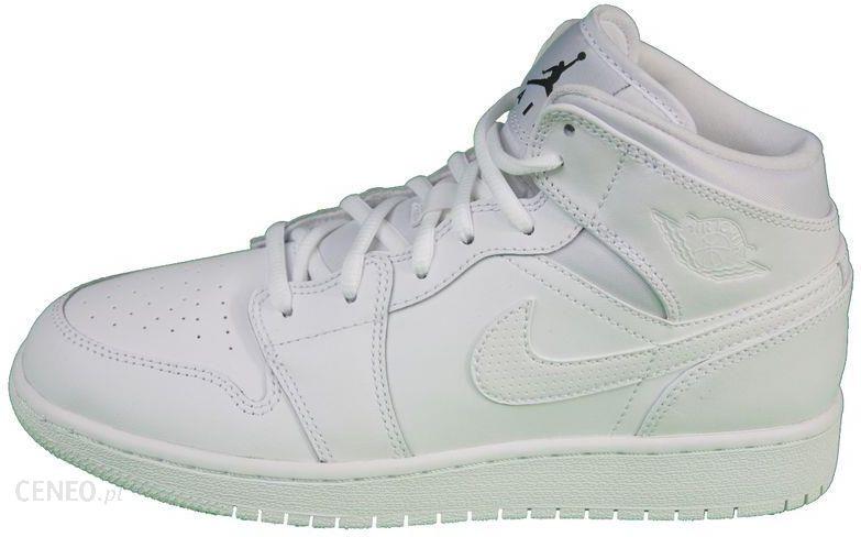 Buty Nike Air Jordan 1 MID Bg Damskie 554725 110 Ceny i
