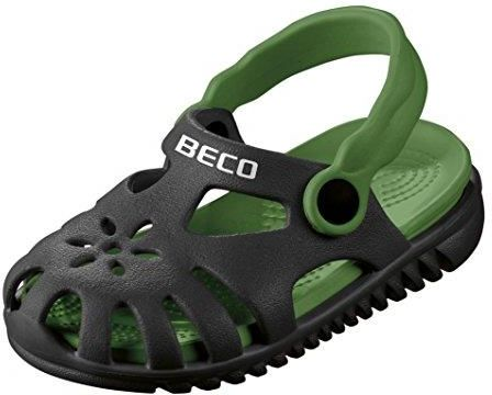 buy popular cd101 d9125 Amazon Sandały Beco, kolor czarny (schwarz 0), rozmiar 24