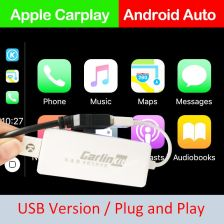 AliExpress Carlinke USB Smart Link Apple CarPlay Dongle for Android Navigation Player Mini USB Carplay Stick with Android Auto
