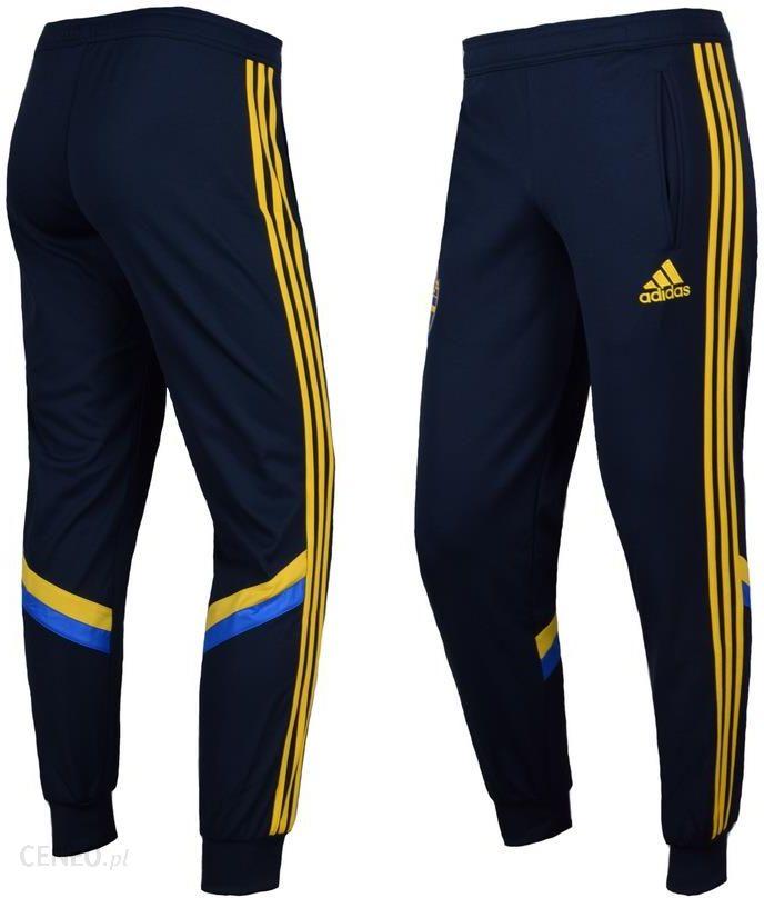 bc290f4de21970 Nowe spodnie dresowe Adidas - SvFF r. M - Ceny i opinie - Ceneo.pl