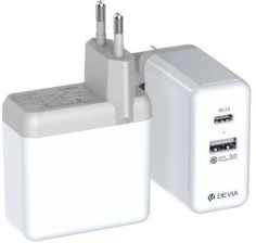 Devia PD Quick Charger USB C Biała
