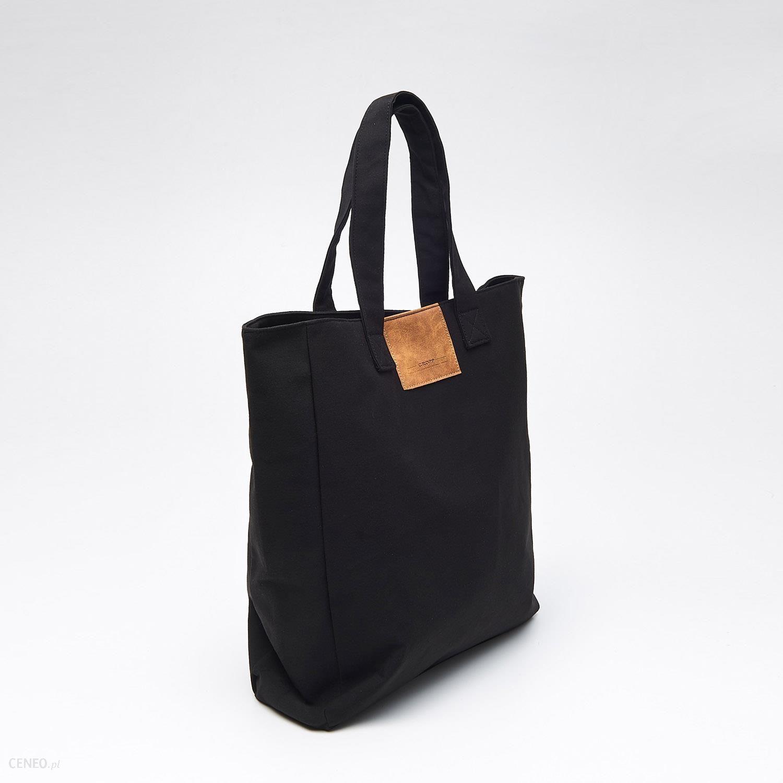 a9ceb0be10e50 Cropp - Duża torba typu shopper - Czarny - Ceny i opinie - Ceneo.pl