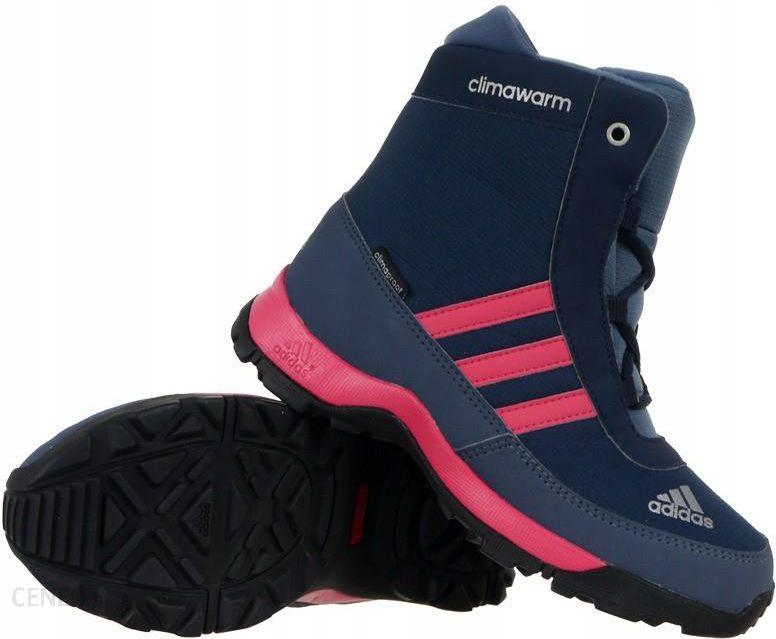 Buty Adidas AdiSnow dziecięce zimowe ocieplane 34 Ceny i opinie Ceneo.pl