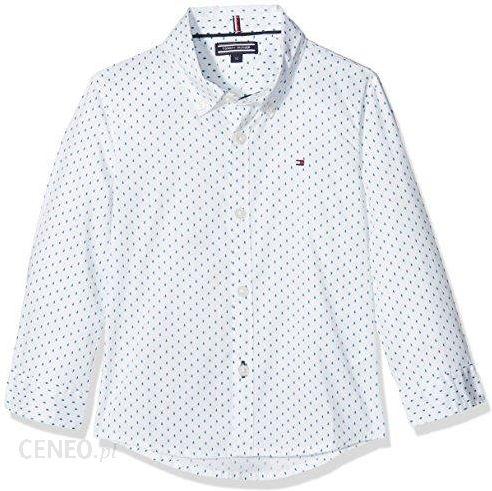 b94d13936ba3b Amazon Tommy Hilfiger chłopcy koszula H Allover Tree Print koszulka L/S - krój  regularny