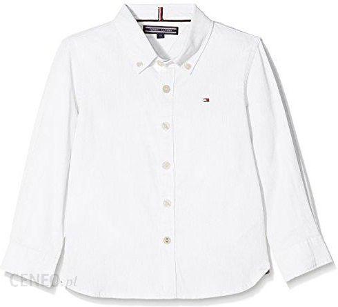 9f81c6afcad84 Amazon Tommy Hilfiger chłopcy koszula AME Stretch Oxford koszulka L/S - krój  regularny -
