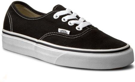 Trampki VANS OFF THE WALL Authentic VEE3BLK Black Ceny i