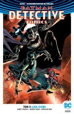 Liga Cieni Batman Detective Comics Tom 3
