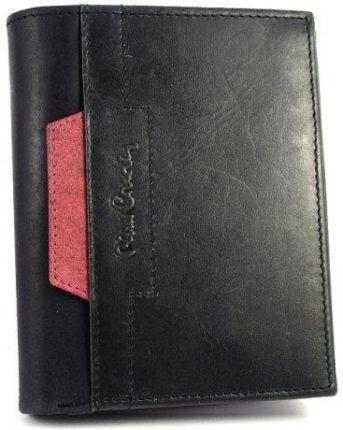 f389db8a435fe Wittchen Portfel mały skóra czarny 02-1-065-1 - Ceny i opinie - Ceneo.pl