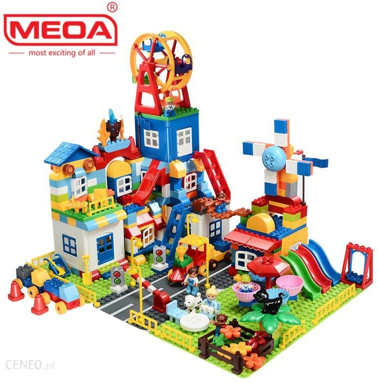 Aliexpress Super Big Amusement Park Building Set Blocks Bricks For