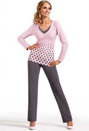 41522694b0ac8c Italian Fashion Amira dł.r. dł.sp. piżama - Ceny i opinie - Ceneo.pl