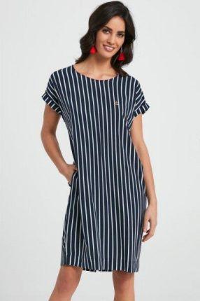8254bc60b3 Ennywear 250028 sukienka tulipan - Ceny i opinie - Ceneo.pl