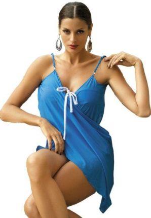 391a53e56c83e5 Kostium kąpielowy jednoczęściowy, spódniczka JESSICA 2kolory Gwinner ...