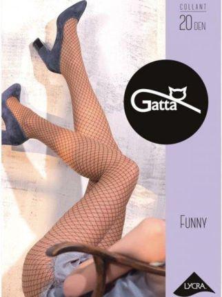a0bdfa8c36b72d GATTA Rajstopy damskie Comfort Style 20 DEN Nero r. 3-M - Ceny i ...