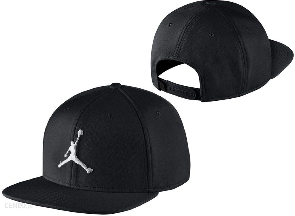 Czapka Nike Air Jordan Jumpman Snapback 861452 013 Ceny i opinie Ceneo.pl