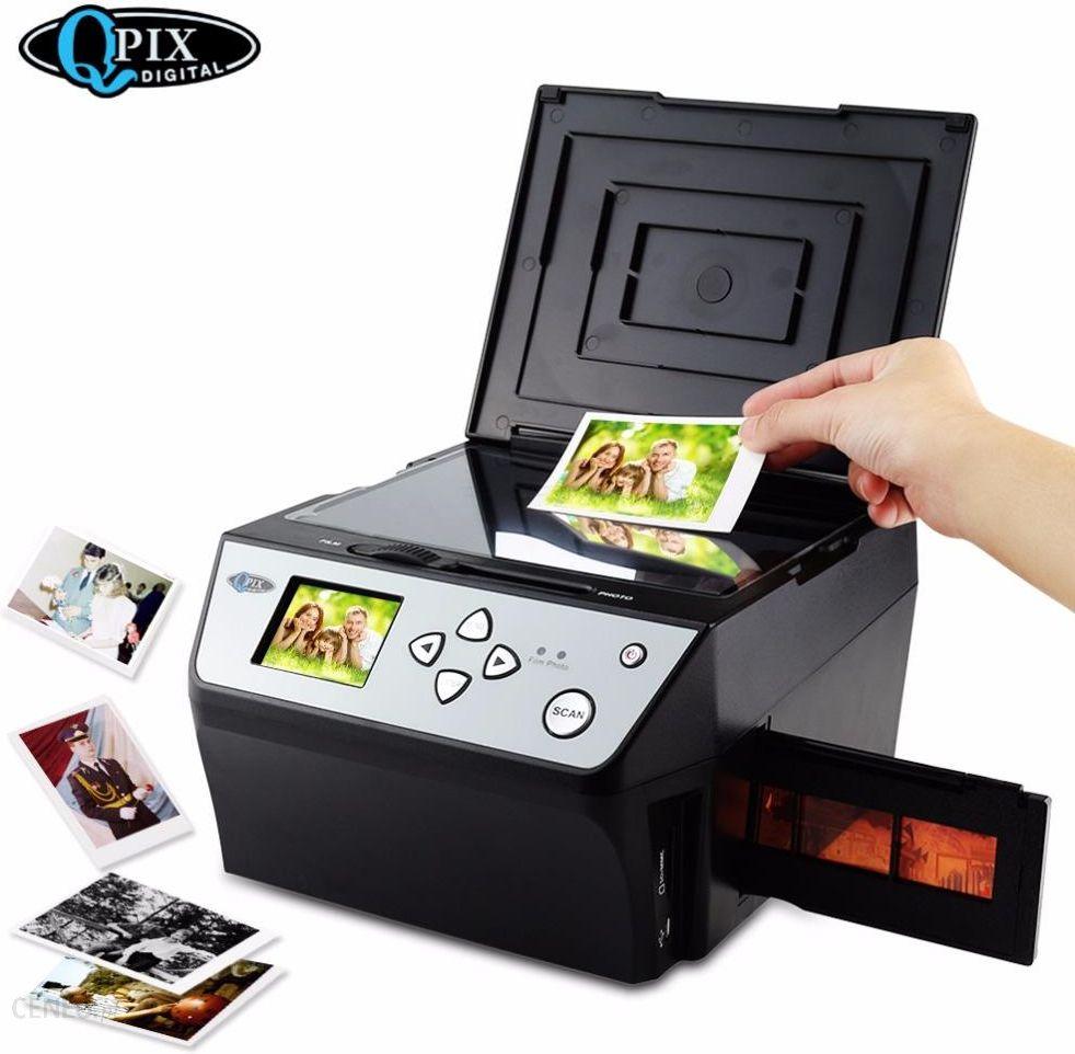 Aliexpress Hot 22 Mega Pixels 4 In 1 Combo Photo And Digital Film Scanner 135 Negative Converter Photo Film Scanner Business Card Scanner Ceneo Pl