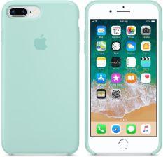 the best attitude 98a43 d15b7 Apple Silicon Case do iPhone 7/8 Plus Marine Green (MRRA2ZMA) - Etui na  telefon, ceny i opinie - Ceneo.pl