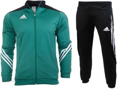Dres kompletny Adidas meski spodnie bluza Sereno F49714 Ceny i opinie Ceneo.pl