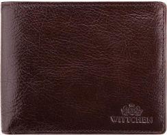 b40c9009aa974 Wittchen Portfel męski skórzany brązowy 21-1-040-4 - Ceny i opinie ...