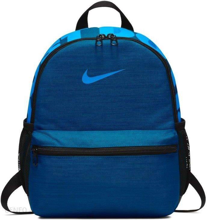 Plecak Nike Plecak Dziecięcy Brasilia Jdi (Mini) Ba5559 431 Niebieski Ceny i opinie Ceneo.pl