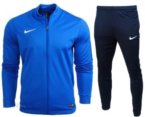 Dres kompletny Nike junior spodnie bluza Academy 16 808760 463