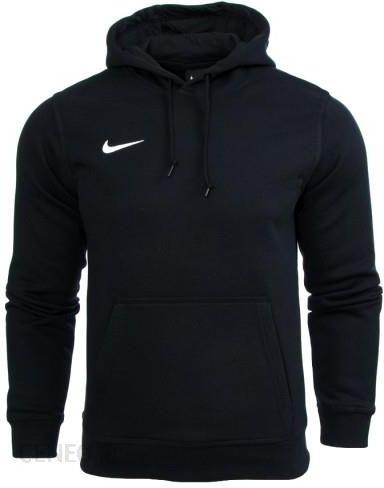 Bluza Nike z kapturem junior bawelniana Team Club Hoody