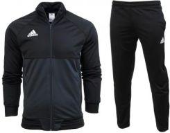 Dres kompletny Adidas junior spodnie bluza Tiro 17 AY2876 AY2878 Ceny i opinie Ceneo.pl