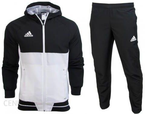 Dres kompletny Adidas junior spodnie kurtka Tiro 17 BQ2787 AY2862 Ceny i opinie Ceneo.pl