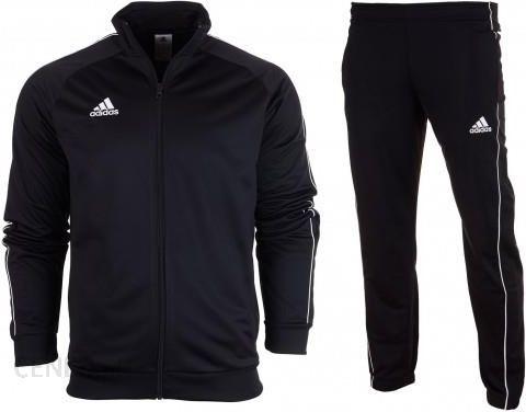 Dres Adidas Junior spodnie bluza Core 18 CE9052 CE9049