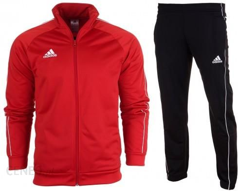 Dres Adidas Junior spodnie bluza Core 18 CV3579 CE9049