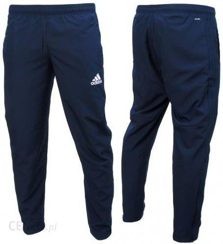 Spodnie adidas Tiro 15 34 CzarnyBiały