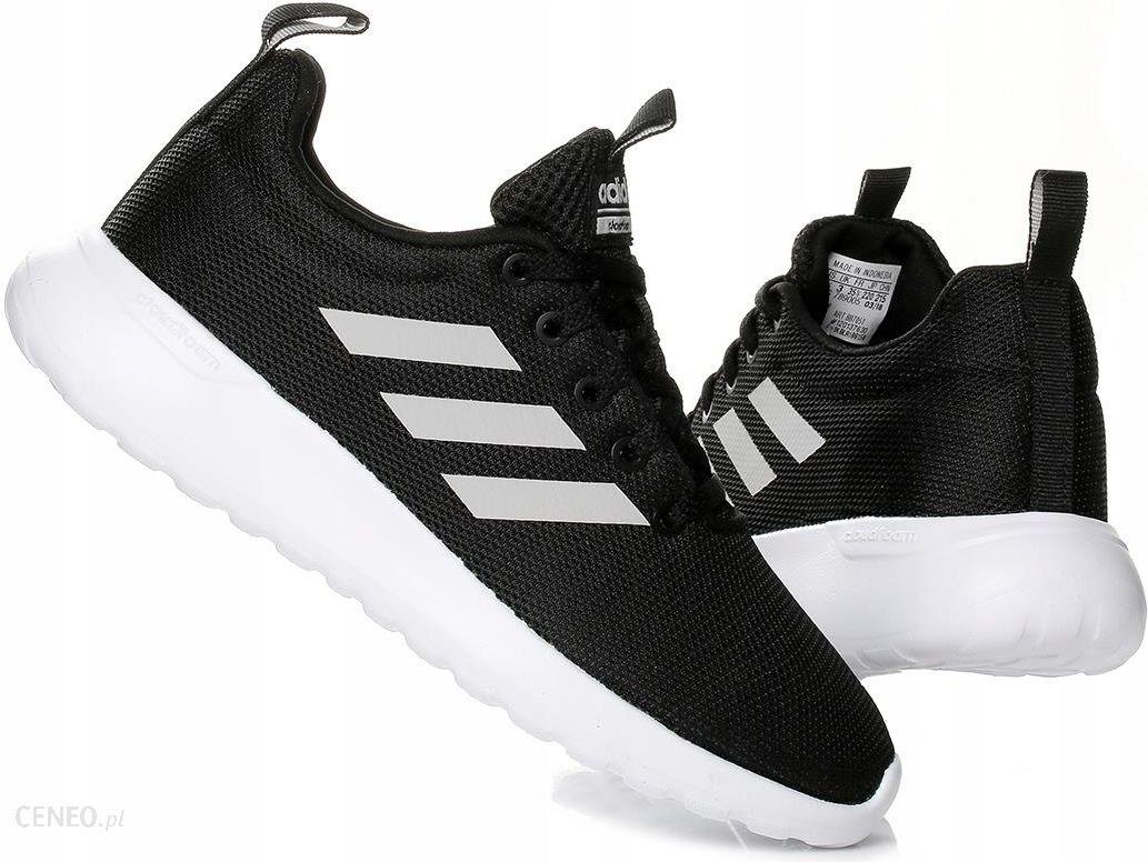 Buty adidas Lite Racer Cln Jr BB7051 czarne