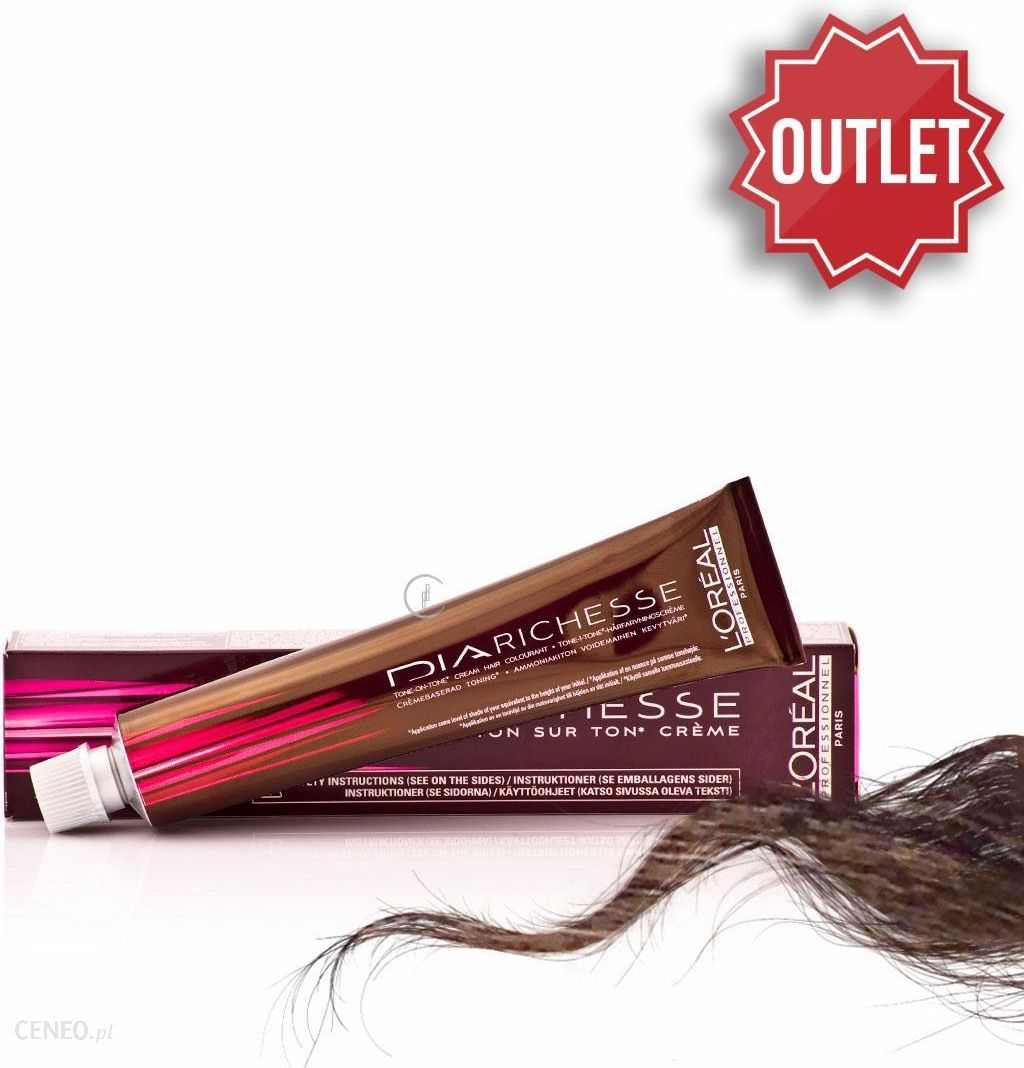 13bb5166aa4a1 Produkt z Outletu: L'Oreal Dia Richesse 7.32 50Ml - Ceny i opinie ...