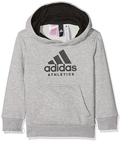 Amazon Adidas Damskie trefoil bluza z kapturem, kolor: różowy , rozmiar: 30 Ceneo.pl
