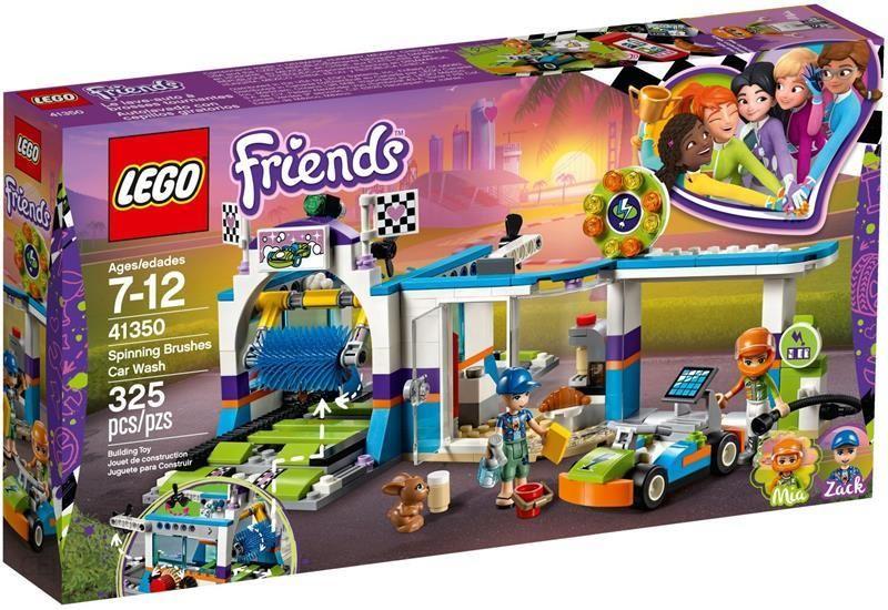 Klocki Lego Friends Myjnia Samochodowa 41350 Ceny I Opinie Ceneopl
